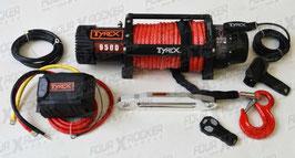 VERRICELLO TYREX 9500 LB CAVO SINTETICO 12V SERIE BLACK / FXR-9500SP
