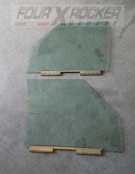 Vetri cristalli scendenti portiere anteriori Land Rover Discovery 1 200tdi 5 porte