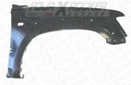 PARAFANGO ANTERIORE TOYOTA HILUX LN165 01/03 - 4WD CON FORI GIROPARAFANGO
