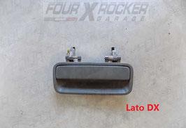 Maniglia esterna apriporta DX / SX Land Rover Freelander 2.0 diesel 97/01