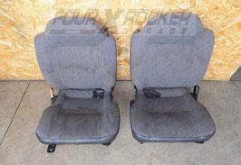 Coppia sedili tappezzeria posteriori Suzuki Vitara 3 porte - tipo 2