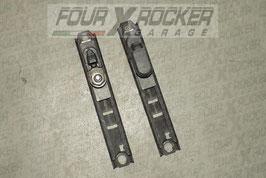 Coppia attacchi regola cintura di sicurezza anteriore Range Rover 2 P38