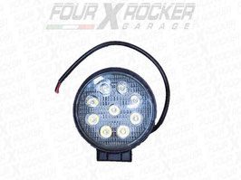 FARO FARETTO LED TONDO 27WATT