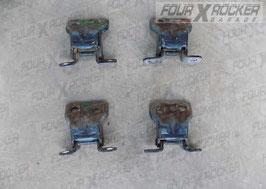 Coppia cerniere sportelli anteriori DX / SX Daihatsu Rocky