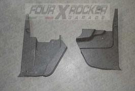 Coppia pannelli di rivestimento sotto cruscotto Land Rover Discovery 2 Td5