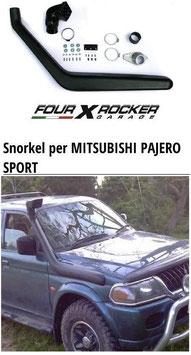 SNORKEL MITSUBISHI PAJERO SPORT