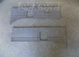 Coppia pannelli fiancate posteriori Mitsubishi Pajero 1'serie