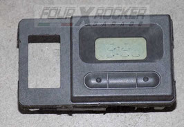 Orologio digitale LCD cruscotto YFB100500LNF Land Rover Discovery 2 td5