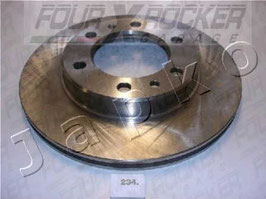 DISCO FRENO ANTERIORE TOYOTA 4RUNNER / FXR-RS60205