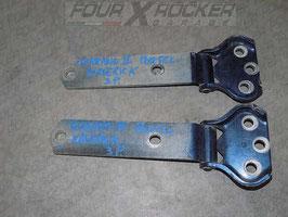 Coppia Cerniere portellone Nissan Terrano 2 / Ford Maverick 3p
