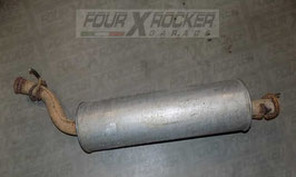 Scarico marmitta parte centrale ESR2794 Range Rover 2 P38 2.5td BMW