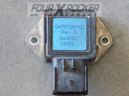 Relè controllo ventola raffreddamento radiatore 04707286AD Jeep Grand Cherokee WJ 99-04