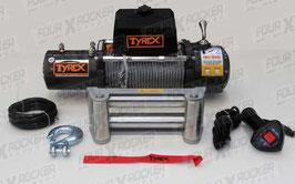 VERRICELLO TYREX 9500 LB 12V CAVO ACCIAIO - FXR9500