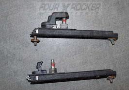 Coppia attacchi regola cintura di sicurezza posteriore Range Rover 2 P38