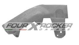 STAFFA DX / SX PARAURTI ANTERIORE ISUZU D-MAX dal '12