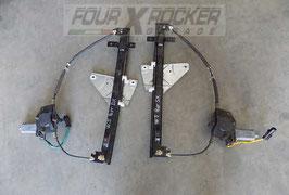 Macchinetta meccanismo alzacristalli alzavetro elettrico posteriore Jeep Grand Cherokee WJ 99-04