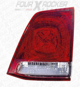 FANALE STOP POSTERIORE INTERNO A LED BIANCO/ROSSO TOYOTA LAND CRUISER SERIE 200 '08