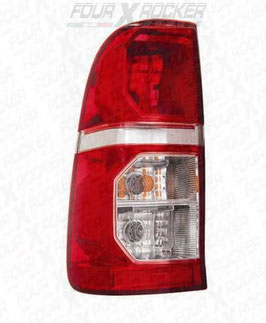 FANALE STOP POSTERIORE BIANCO-ROSSO TOYOTA HILUX PICK UP dal '11 - 5 PORTE