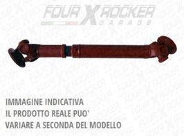 ALBERO POSTERIORE RINFORZATO GRAND'ANGOLO + FLANGIA USCITA DIFFERENZIALE  LAND ROVER DISCOVERY 1 300 TDi / FXR-01378A