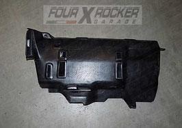 Plancia  cover inferiore sotto cruscotto riscaldamento aria piedi DX Mitsubishi Pajero 2'serie GLS