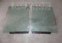 Vetro cristallo scendente portiera posteriore DX / SX Jeep Grand Cherokee ZJ