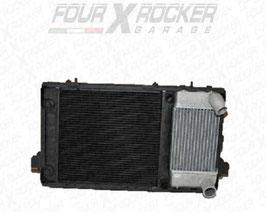 RADIATORE MOTORE + INTERCOOLER LAND ROVER DEFENDER 300TDI  /   FXR-RPESR3689