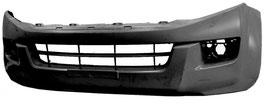 PARAURTI ANTERIORE PRIMERIZZATO ISUZU D-MAX dal '12 - 4WD