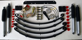 KIT RIALZO ASSETTO +10CM DYNAMIC SOLUTION per SUZUKI SAMURAI - SANTANA - SJ / FXR-06129