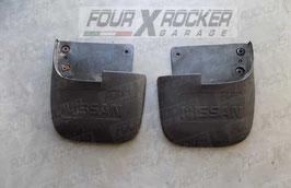Coppia paraspruzzi paraschizzi posteriori Nissan Terrano 2 97-99