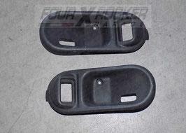 Cover conchiglia maniglie apri porta interne posteriori Land Rover Discovery 2 Td5