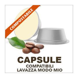 Capsule compostabili A Modo Mio - miscela Oro 90 pz.