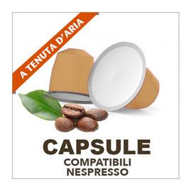Capsule compostabili Nespresso- ARABICA  100 pz.