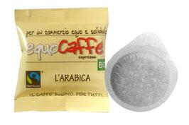 Cialde Equocaffè - Arabica 100%