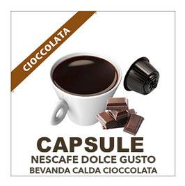 Cioccolata Nescafè Dolce Gusto