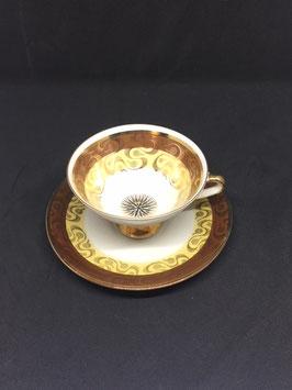 Taza para Cafe con Leche o Te de fina porcelana