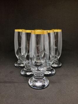 Copas Flauta para Champagne
