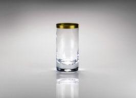 Set Vasos largos de cristal