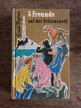 5 Freunde auf der Felseninsel