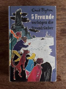 5 Freunde verfolgen die Strandräuber