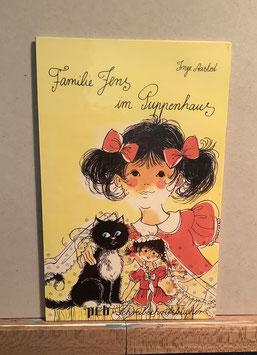 Familie Jens im Puppenhaus