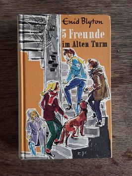 5 Freunde im alten Turm