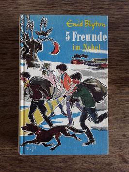 5 Freunde im Nebel