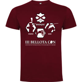 CAMISETA III BELLOTA CON