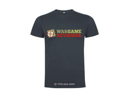 CAMISETA WARGAME REVIEWER