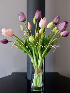 Bouquet de Tulipes Natacha