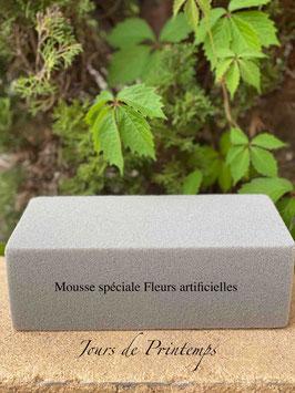 Bloc de Mousse spécial Fleurs artificielles