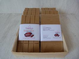 Handgeschöpfte Edel-Schokolade 100% Handarbeit