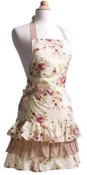 Schürze Marilyn Venetian Rose