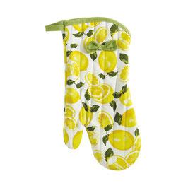 Ofenhandschuh Zitronen