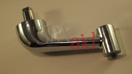Chrome Legrest Arm - Part # 110303